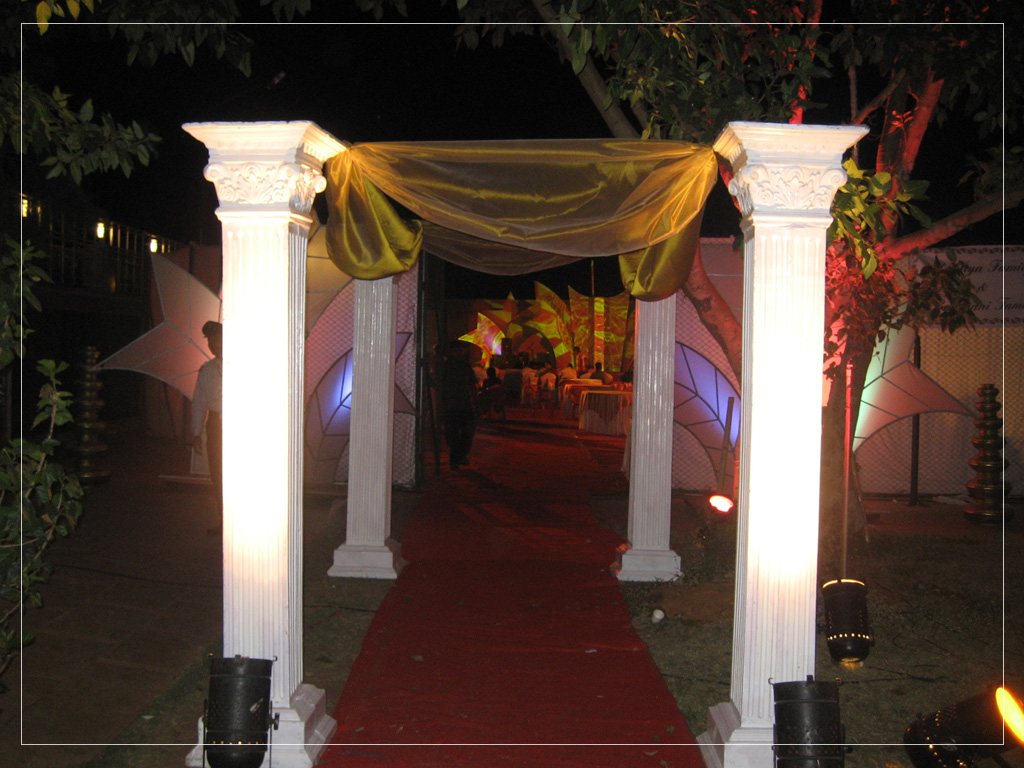 Wedding Setup 2011