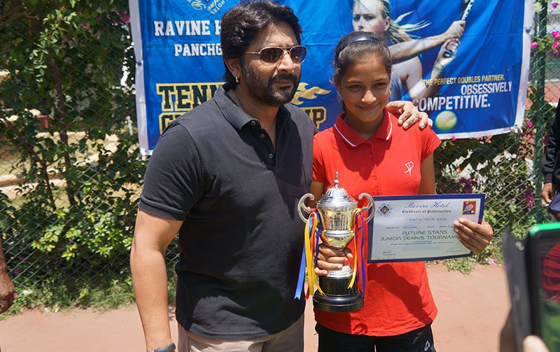Arshad Warsi at Ravine Hotel for Prize Distribution