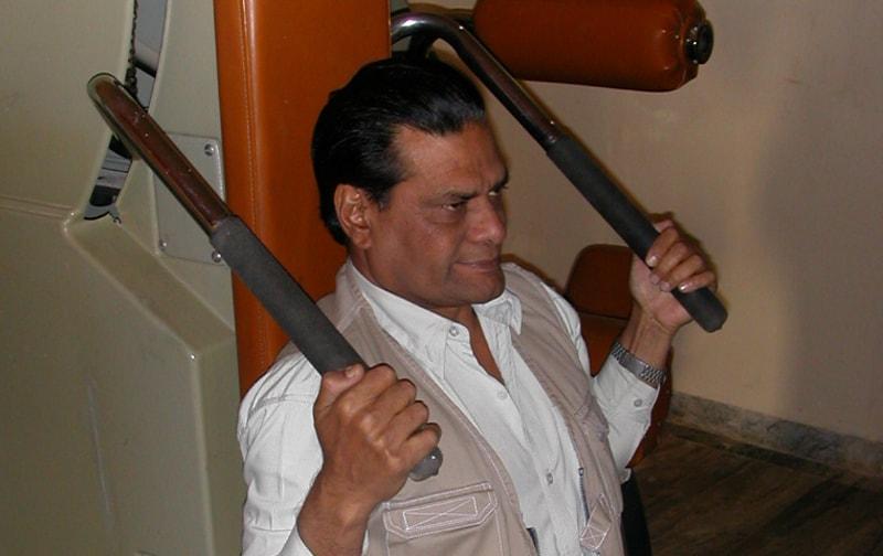Rajesh Vivek At Ravine Hotel
