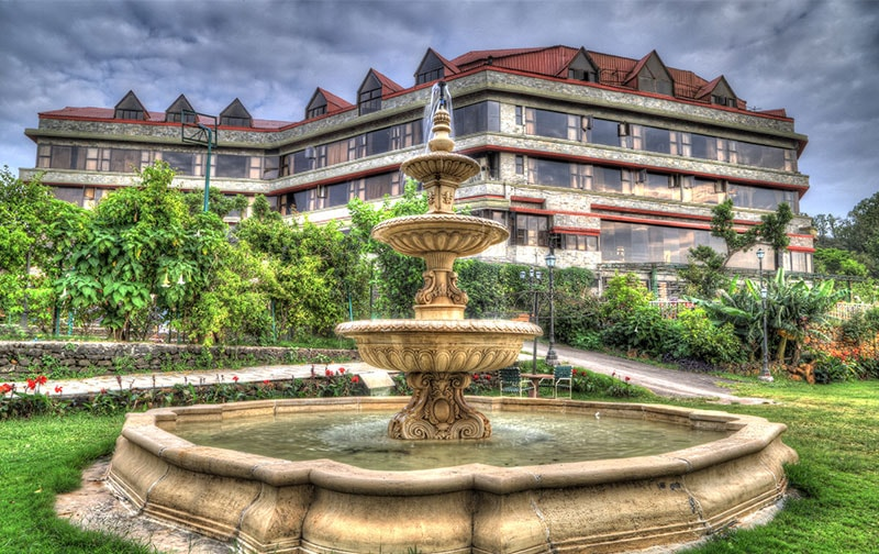 Ravine Hotel