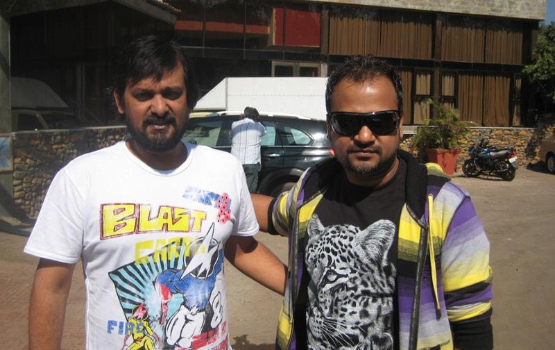 Sajid-Wajid At Ravine Hotel
