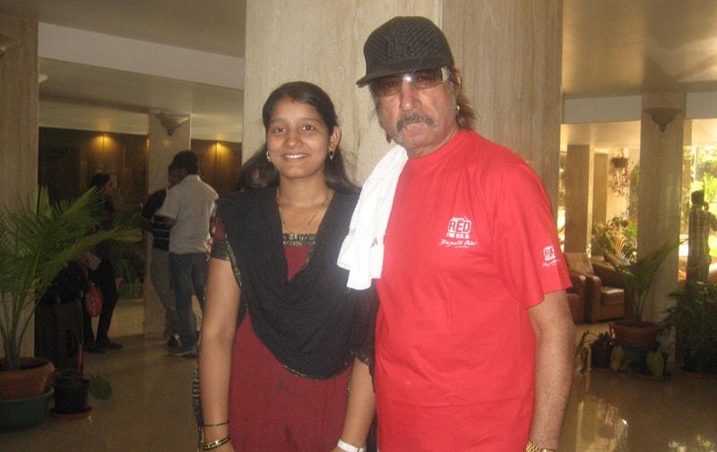 Shakti Kapoor At Ravine Hotel