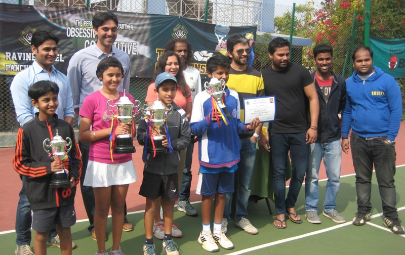 Under 12 Tennis Tournament