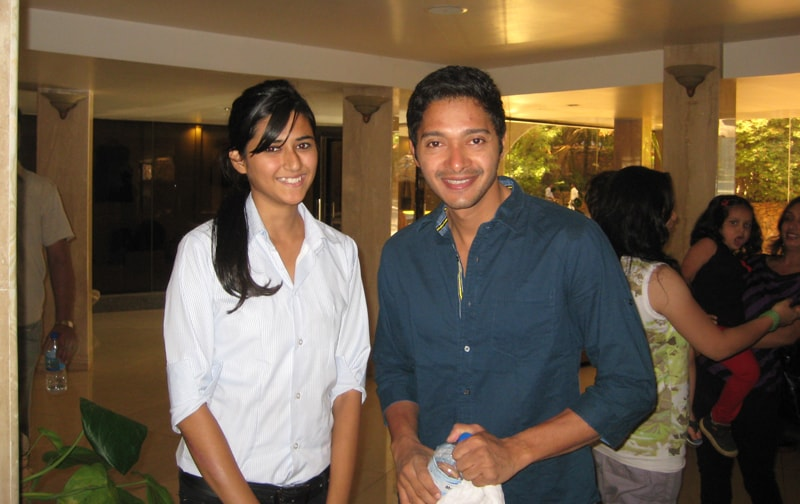 Shreyas Talpade's presence is spreading smiles at Ravine