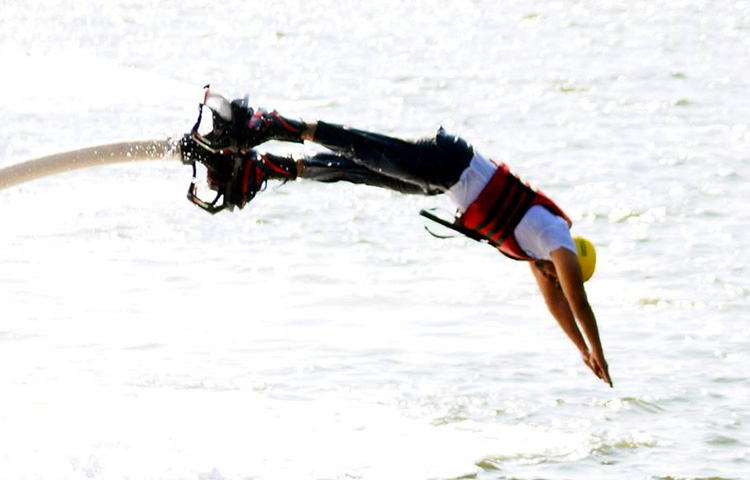 30 mins FLY Boarding (2 Person)