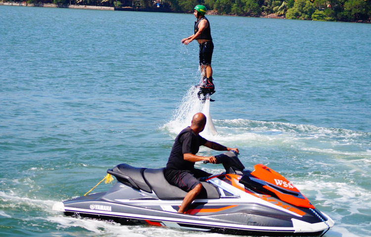 30 mins FLY Boarding (1 Person)