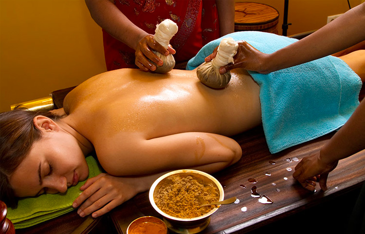 Kerala SPA Package (2 Person)